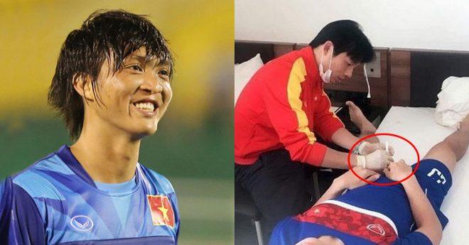 """Bác sỹ U23 Việt Nam: """"Trong hoàn cảnh ấy mà Tuấn Anh vẫn cười được, tôi thực sự nể phục em"""""""