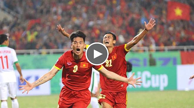 Việt Nam vinh dự đóng góp 2 huyền thoại vào danh sách những chân sút vĩ đại nhất lịch sử AFF Cup