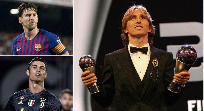 Trao giải FIFA The Best 2018: Modric CHÍNH THỨC xô đổ kỷ nguyên Ronaldo – Messi