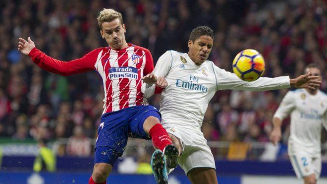 Trong khi Ronaldo rực sáng giúp Juve giành chiến thắng, thì Real phải vất vả để có được 1 điểm trên sân nhà trước Atletico thế này đây!