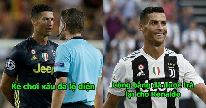 CHÍNH THỨC: Đã rõ án phạt cuối cùng UEFA dành cho Ronaldo, sau tất cả Anh cũng được minh oan rồi!