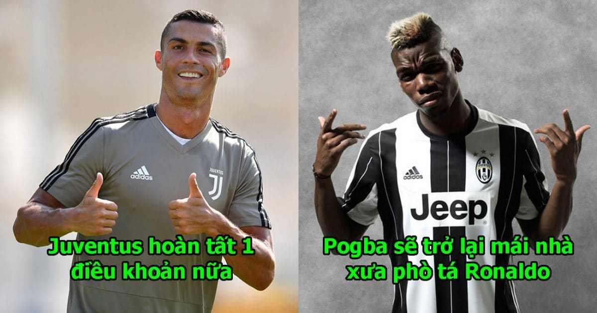 """Hết kiên nhẫn với ngôi sao """"bất trị"""" Pogba, MU đưa ra điều kiện duy nhất để Juve đón Anh về ngay trong mùa Đông"""