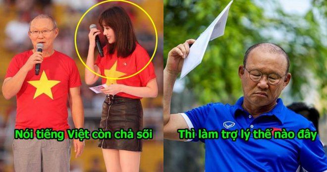"""Lộ diện người thay thế """"cánh tay phải"""" đắc lực của thầy Park ở ĐTVN: Tất cả đứng hình khi phát hiện ra sự thật này!"""