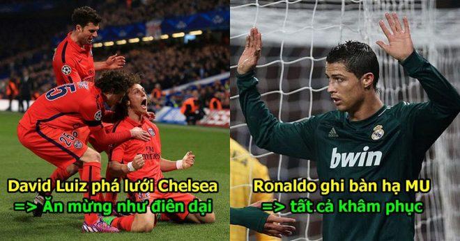 10 siêu sao hàng đầu thế giới làm gì khi chọc thủng lưới đội bóng cũ: Hành xử thế này, bảo sao Ronaldo được nhiều người yêu quý đến vậy