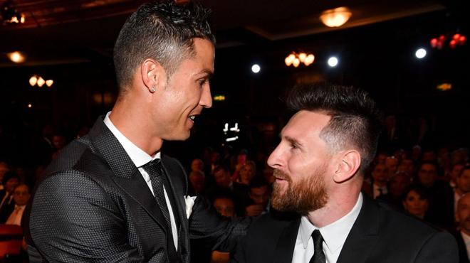 """Tiết lộ CỰC S.Ố.C FIFA The Best 2018: Messi lần đầu bỏ phiếu cho """"đại kình địch"""" Ronaldo"""