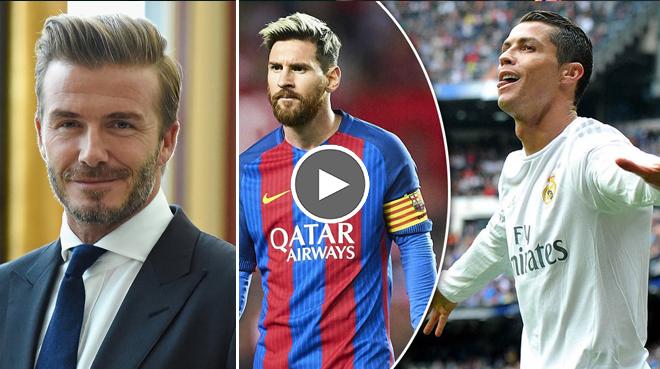 Đội bóng của Beckham tạo địa chấn trên toàn thế giới: Mua cả Messi và Ronaldo
