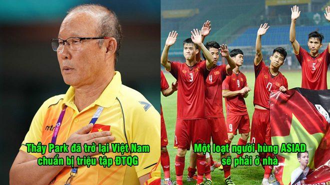 Lộ bản danh sách bất ngờ của ĐT Việt Nam dự AFF Cup: Một loạt người hùng U23 phải ngồi nhà