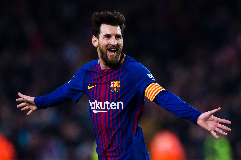 Messi cứ xuất sắc thế này thì cần gì The Best