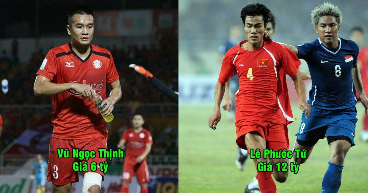 Top 6 hậu vệ đắt giá nhất lịch sử bóng đá Việt Nam: Gần 10 năm vẫn chưa tìm ra người thay thế cái tên số 1