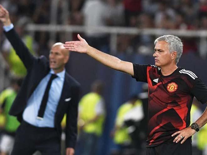 """MU kém Liverpool 8 điểm: Sếp lớn """"đ.i.ê.n tiết"""" tính sa thải Mourinho, liên hệ ngay Zidane về thay thế"""