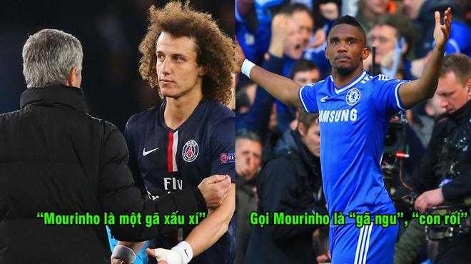 """Số phận của 10 ngôi sao từng """"bật"""" Mourinho trước Pogba giờ ra sao? Có người chửi thẳng mặt thầy thế này đây!"""