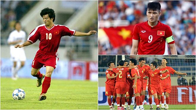"""Báo chí Anh chỉ ra 10 cầu thủ xuất sắc nhất lịch sử bóng đá VN: Kẻ """"phản bội"""" tổ quốc chung mâm các huyền thoại"""