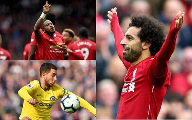 BXH sau vòng 6 Ngoại hạng Anh 2018/2019: Liverpool độc chiếm ngôi đầu, MU gây quá nhiều thất vọng
