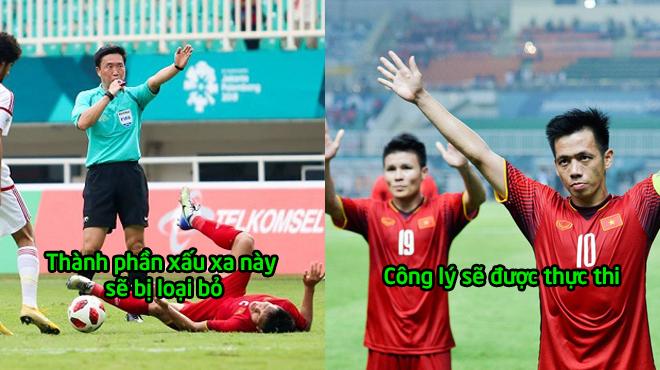 AFC ra phán quyết lịch sử, cả Việt Nam vỡ òa sung sướng, bây giờ không ai dám xử ép, bắt láo với ĐTVN rồi