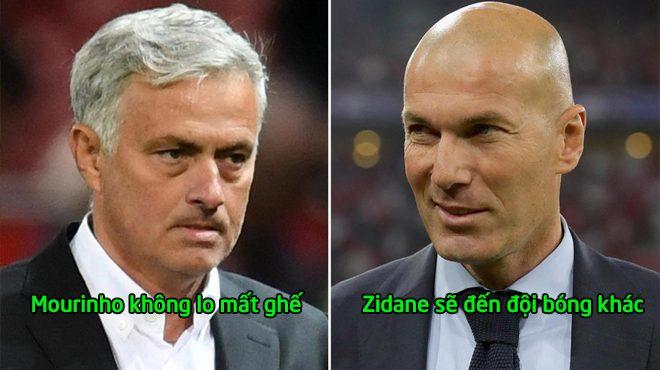 """Chẳng phải M.U hay Juventus, Zidane sẽ dẫn dắt """"Dải Ngân Hà"""" mới của bóng đá thế giới"""