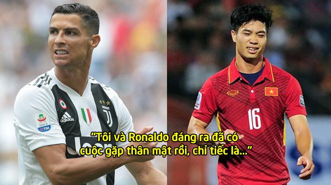 Được trải thảm đỏ mời sang gặp Ronaldo, Công Phượng kiên quyết từ chối, lý do đưa ra khiến ai cũng nể phục