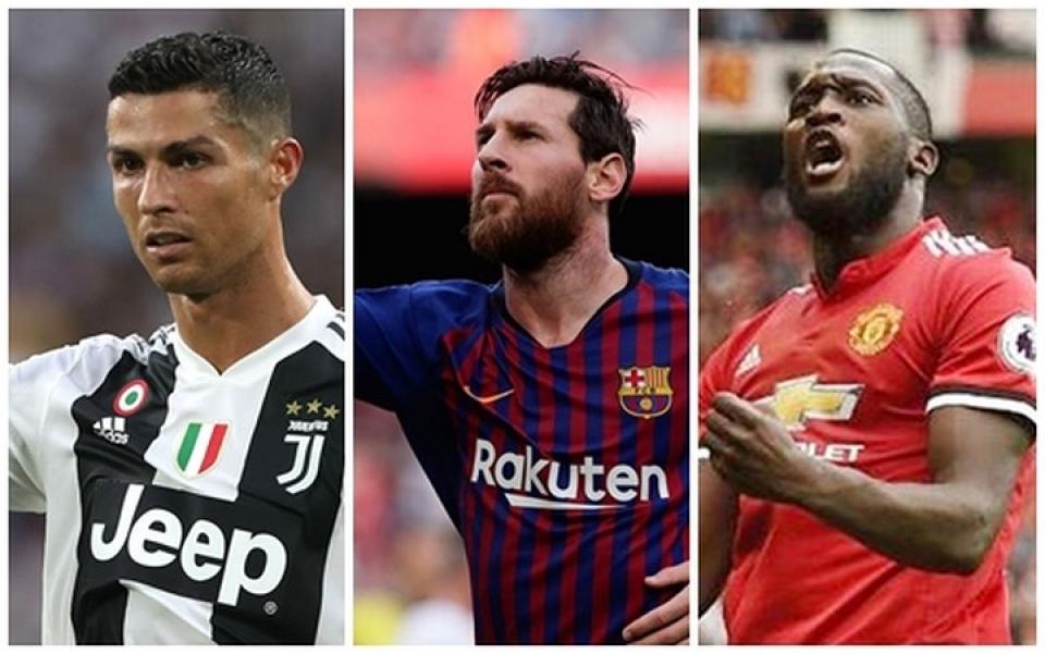 Bầu chọn 15 tiền đạo xuất sắc nhất thế giới 2018: Duy nhất 1 cái tên không được dự World Cup góp mặt