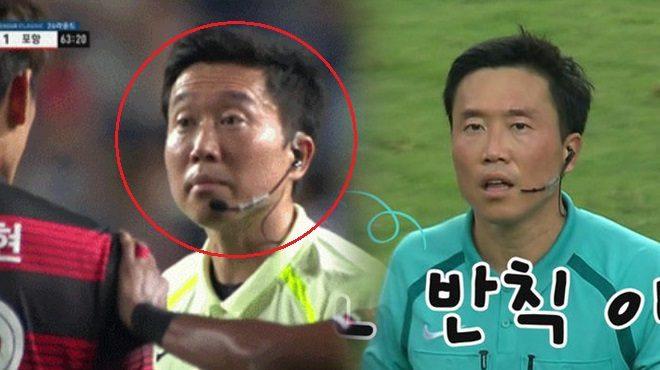 Bị cả nước Hàn Quốc khinh bỉ, vậy mà trọng tài xử ép U23 Việt Nam vẫn mặt dày làm điều này khiến ai cũng phẫn nộ