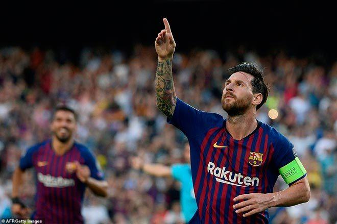 Messi hat-trick tuyệt đỉnh cúp C1: Báo Argentina nở mày nở mặt với Leo, báo chí thế giới gọi là ma thuật