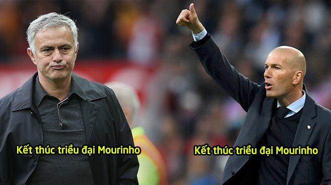 Quá nhanh quá nguy hiểm: Zidane đã có mặt tại Anh chờ tiếp quản M.U, ngày Mourinho bị tống cổ không còn xa rồi