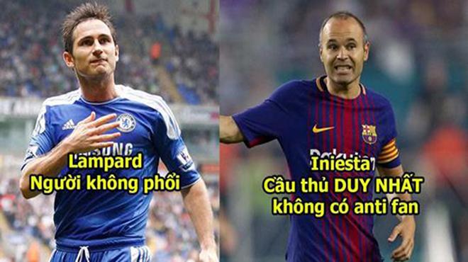 Top 11 số 8 huyền thoại được cả TG yêu mến: Cả Việt Nam tự hào vì cái tên này sánh vai các siêu sao vĩ đại