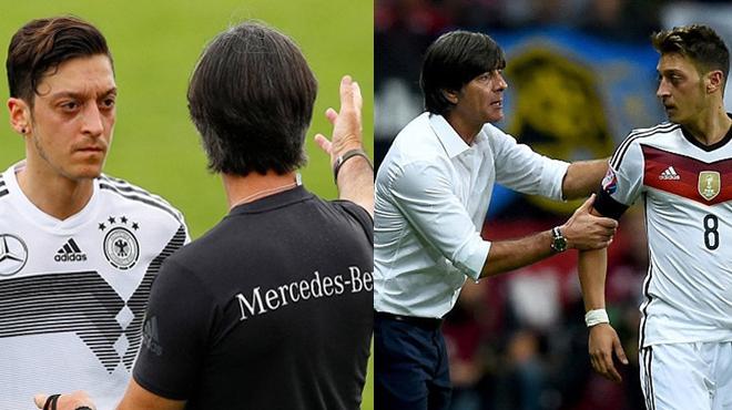 Mò đến sân tập Arsenal tìm Ozil, Joachim Low và lãnh đạo ĐT Đức nhận được câu trả lời cực đắng