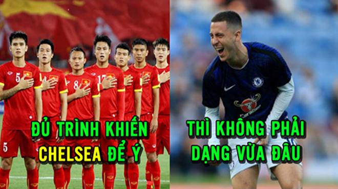 """Sao ĐTQG Việt Nam: """"Chelsea đã mời tôi sang Anh thi đấu cho họ nhưng tôi từ chối"""""""