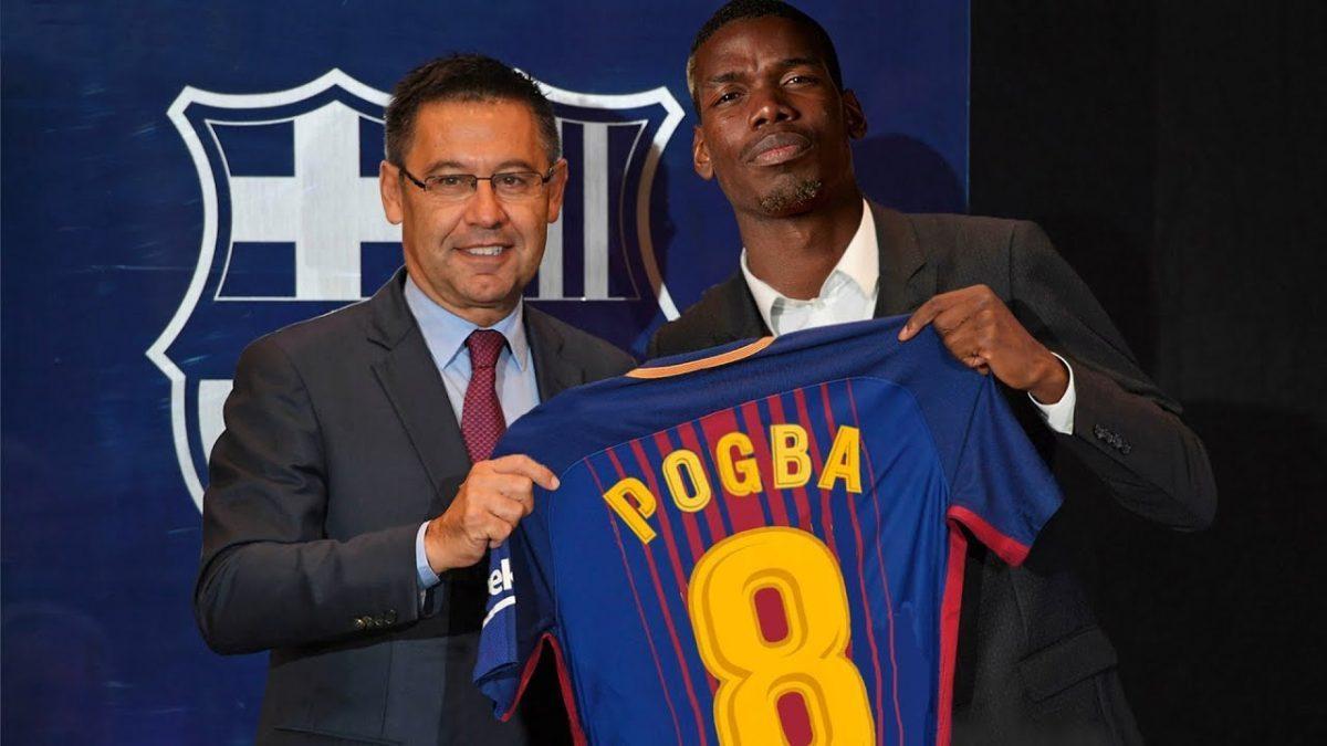 Barca chốt xong điều kiến đón Pogba về phò tá Messi giành QBV thứ 6, Ngai vàng của Ronaldo lung lay dữ dội thật rồi!