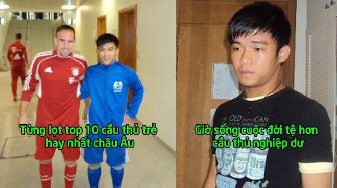 Khi các đàn em U23 tắm trong vinh quang thì thiên tài 1 thời Thái Sung rơi vào hoàn cảnh khốn khổ thế này đây