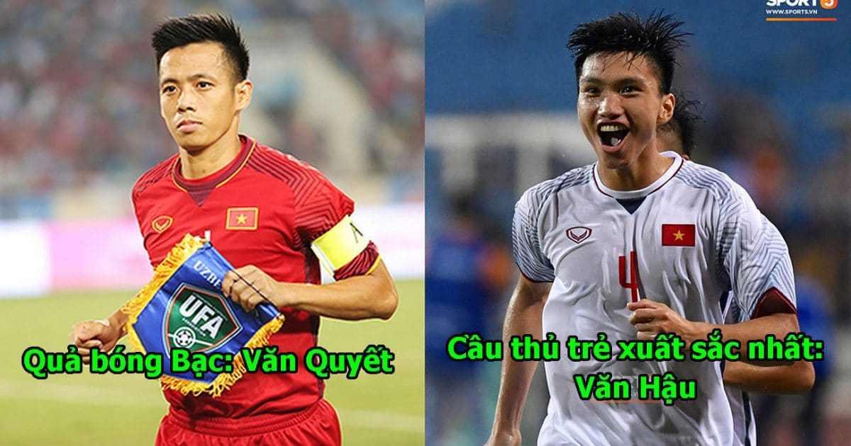 Rò rỉ kết quả giải thưởng QBV Việt Nam 2018: Làm gì có ai đủ sức cạnh tranh với cái tên này?