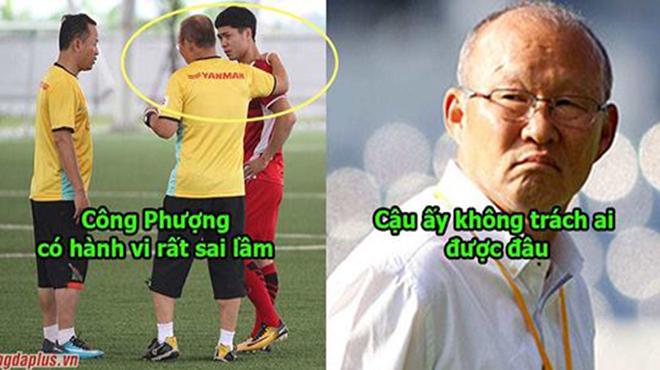 Trợ lý thầy Park giải thích lý do Công Phượng không được phép đá trận tranh HCĐ, hóa ra lỗi thuộc về anh rồi!