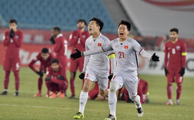 Chưa hết cay cú sau khi bị Việt Nam loại tại bán kết U23 châu Á, Qatar mời lứa đàn em của Quang Hải, Công Phượng đấu giải Tứ hùng để phục thù