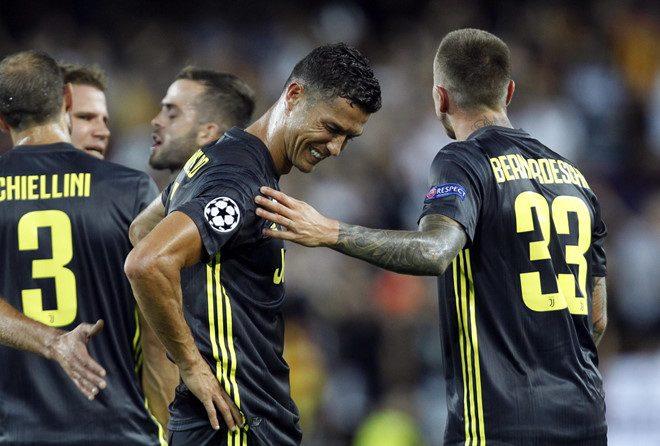 UEFA CHÍNH THỨC ra phán quyết bất ngờ về án phạt cho Ronaldo: Juve thở phào, MU lẫn Mourinho sôi sục