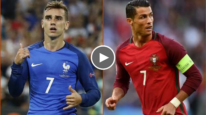 Griezmann ngạo nghễ khẳng định: Ngoài Ronaldo ra, chỉ có đúng 1 cầu thủ nữa đủ trình chung mâm với tôi