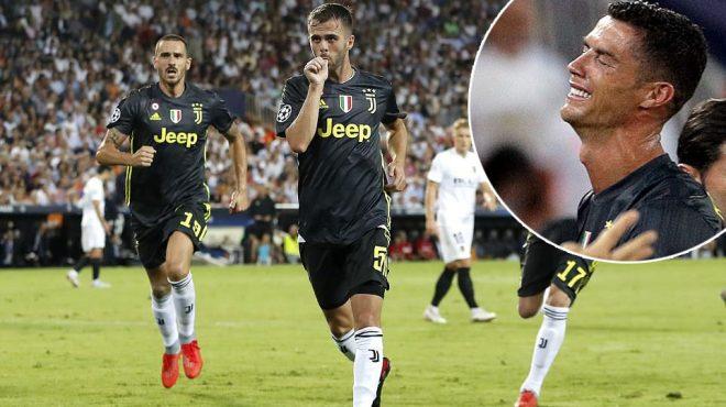 Tạo cú s.ố.c lớn nhất trong sự nghiệp, Ronaldo khiến Juventus nhận kết quả không tưởng trong trận ra quân tại Champions League