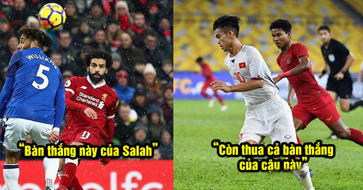 """AFC: """"Bàn thắng của cậu bé U16 Việt Nam này còn đẹp hơn cả bàn thắng giành Puskas của Salah"""""""