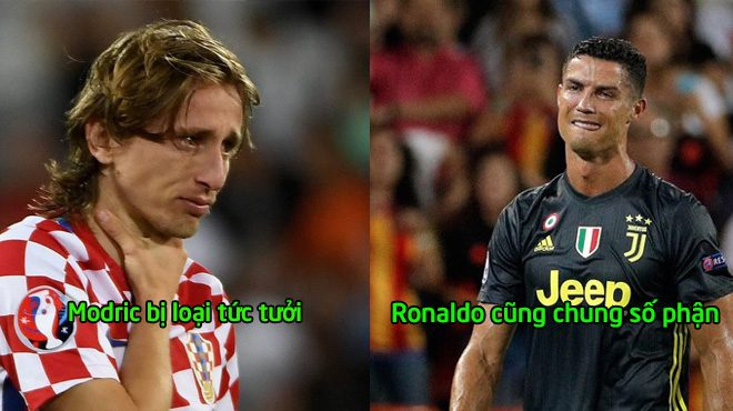 """Rò rỉ kết quả quả bóng vàng 2018: Modric bị loại tức tưởi, Ronaldo cũng """"tan mộng"""" vì chiếc thẻ đỏ"""