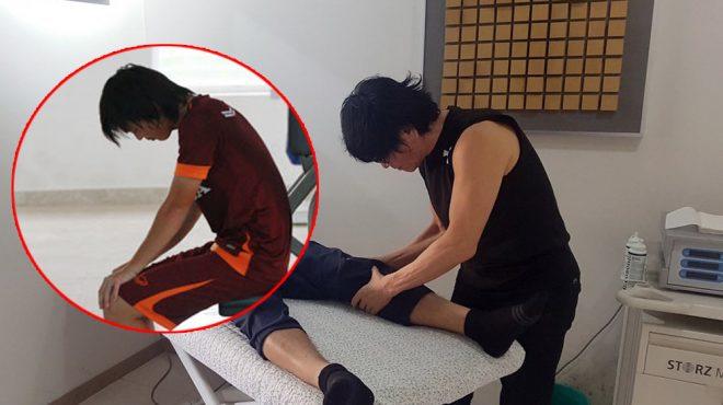 Bác sĩ báo tin đau lòng về Tuấn Anh, Fan Việt khóc cạn nước mắt khi biết anh sẽ tiếp tục lỡ hẹn với AFF Cup