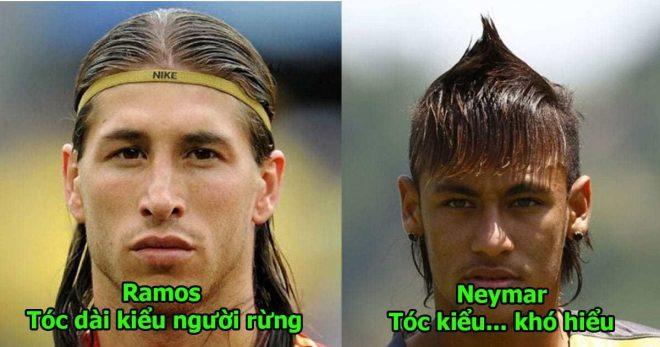 """12 kiểu tóc """"trẻ trâu"""" mà cả đời các siêu sao này không dám nhìn lại lần nữa: Kéo đến Ronaldo mà cười vỡ bụng"""