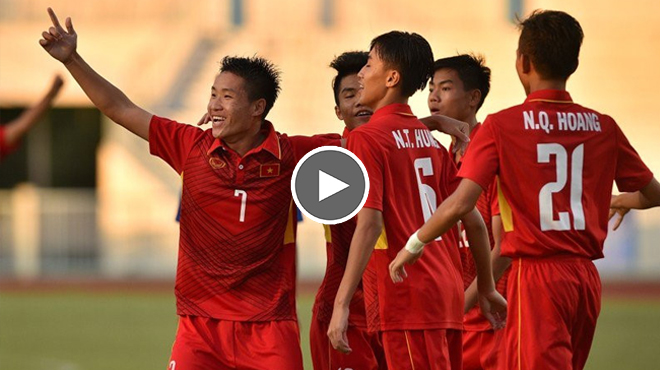 Nội soi sức mạnh các đối thủ chặn đường giành vé dự World Cup 2019 của U16 Việt Nam