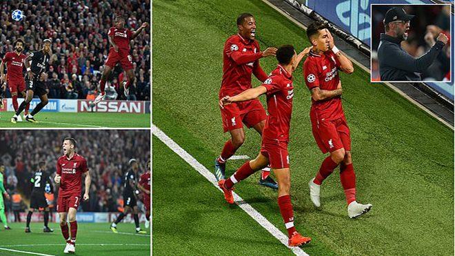 Mohamed Salah hóa tội đồ, Liverpool nhọc nhằn giành 3 điểm đầy kịch tính trước PSG