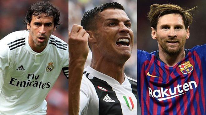 Top 10 chân sút vĩ đại nhất lịch sử Champions League: Vừa lập cú đúp siêu việt, Messi vẫn kém rất xa Ronaldo