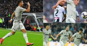 Chấm điểm Juventus trận Udinese: CR7 hay nhưng vẫn phải xếp sau 'Đôi cánh thiên thần'