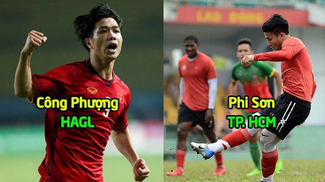 Đội hình cầu thủ gốc Nghệ đang khuynh đảo V.League, thừa sức giành chức vô địch nếu được thi đấu cùng nhau