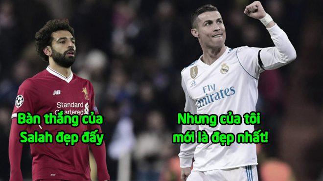 """Sau tất cả Ronaldo chính thức lên tiếng về giải Puskas: """" Đừng tự dối lòng nữa, bàn thắng của tôi là đẹp nhất"""""""