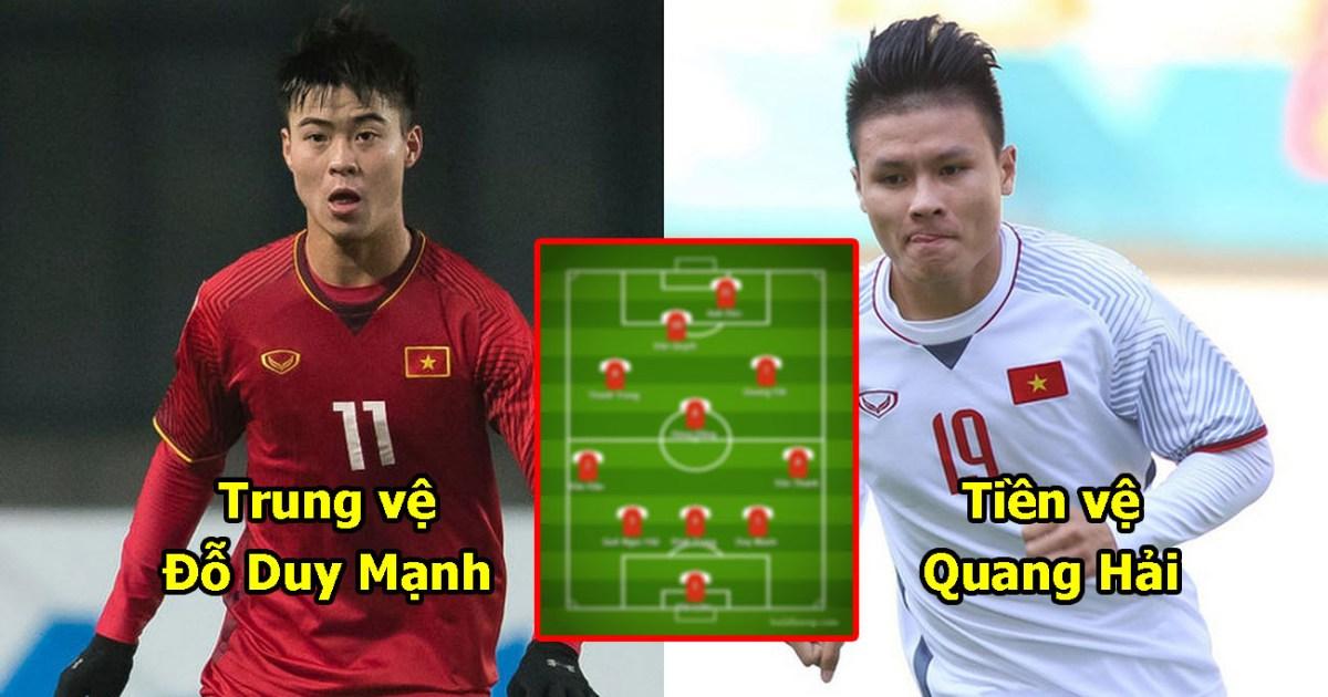 Đội hình Việt Nam sẽ san phẳng cả Đông Nam Á ở AFF Cup: Công Phượng, Xuân trường không có cửa, HAGL có đúng 1 người được chọn