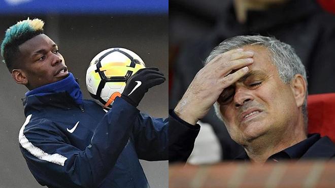 """Chuyển nhượng ngày 04/10: PSG """"đua tiền"""" với Barca để mua Pogba, Mourinho sẽ bay ghế vào tuần sau"""