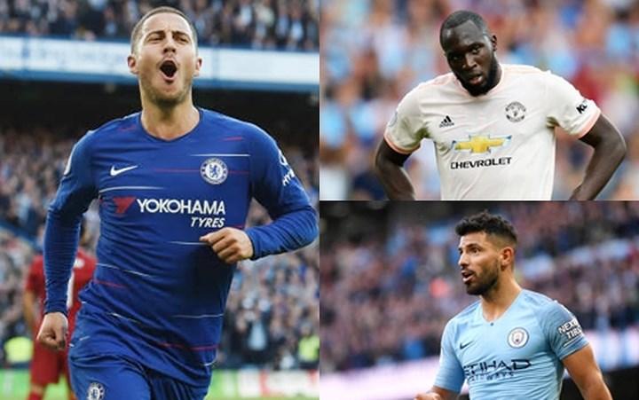 """Cập nhật BXH Vua phá lưới Premier League 2018/2019 sau 7 vòng đấu: Lukaku tiếp tục """"ngửi khói"""" Hazard, Vua Ai Cập bị bỏ rơi quá xa"""