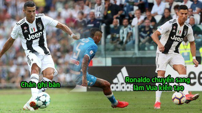 """Top 8 Vua kiến tạo châu Âu mùa này: Chán ghi bàn, Ronaldo chuyển sang chạy đua """"Vua dọn cỗ"""""""