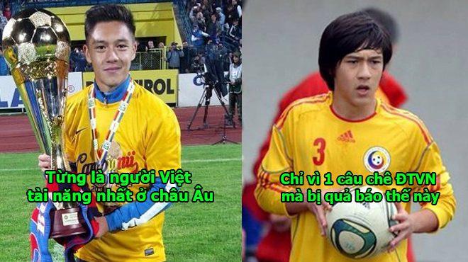Chê Việt Nam quá yếu không thèm khoác áo, số phận cầu thủ Việt kiều dự Champions League giờ hẩm hiu thế này đây